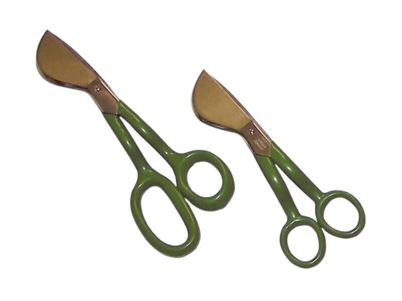 Ворсовые ножницы, длина 14 см