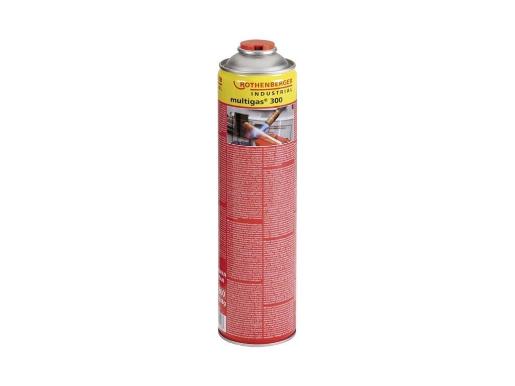 Газовый баллончик Multigas 300 (Мультигаз)