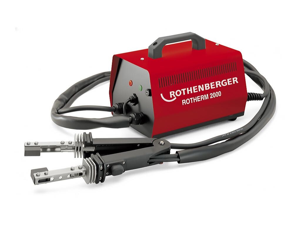 Электрическое устройство для пайки мягким припоем ROTHERM 2000 (Ротерм)