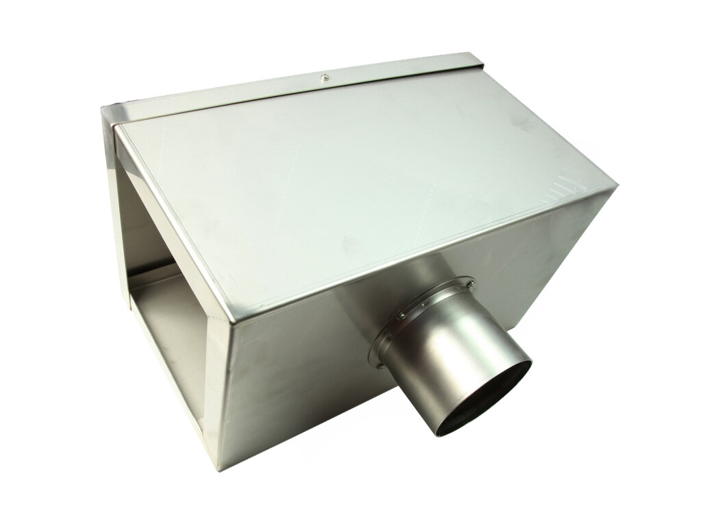 Рефлекторная тоннельная насадка ( a x b ) 160 х 370 мм (насаживается)