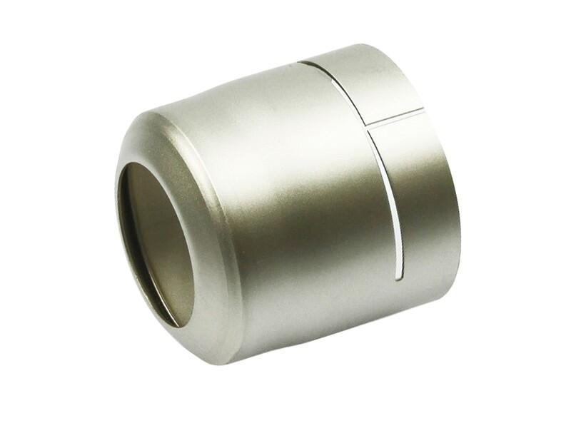 Круглая насадка d 40 мм (насаживается)