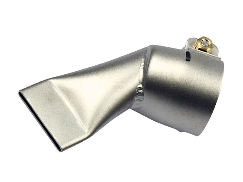 Щелевая насадка изогнутая 30 мм (45град)