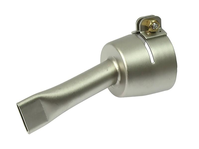 Щелевая насадка 40 мм для сварки внахлест для Гибли