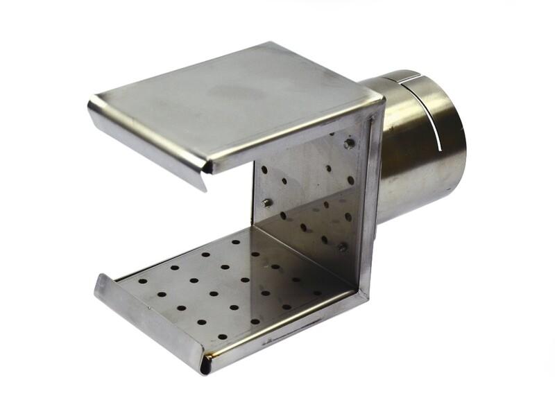 Решетчатая рефлекторная насадка 85 х 85 мм
