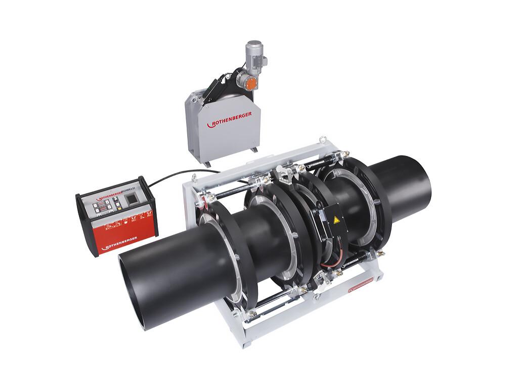 Стыковая сварочная машина с гидравлическим приводом ROWELD P630 B PROFESSIONAL