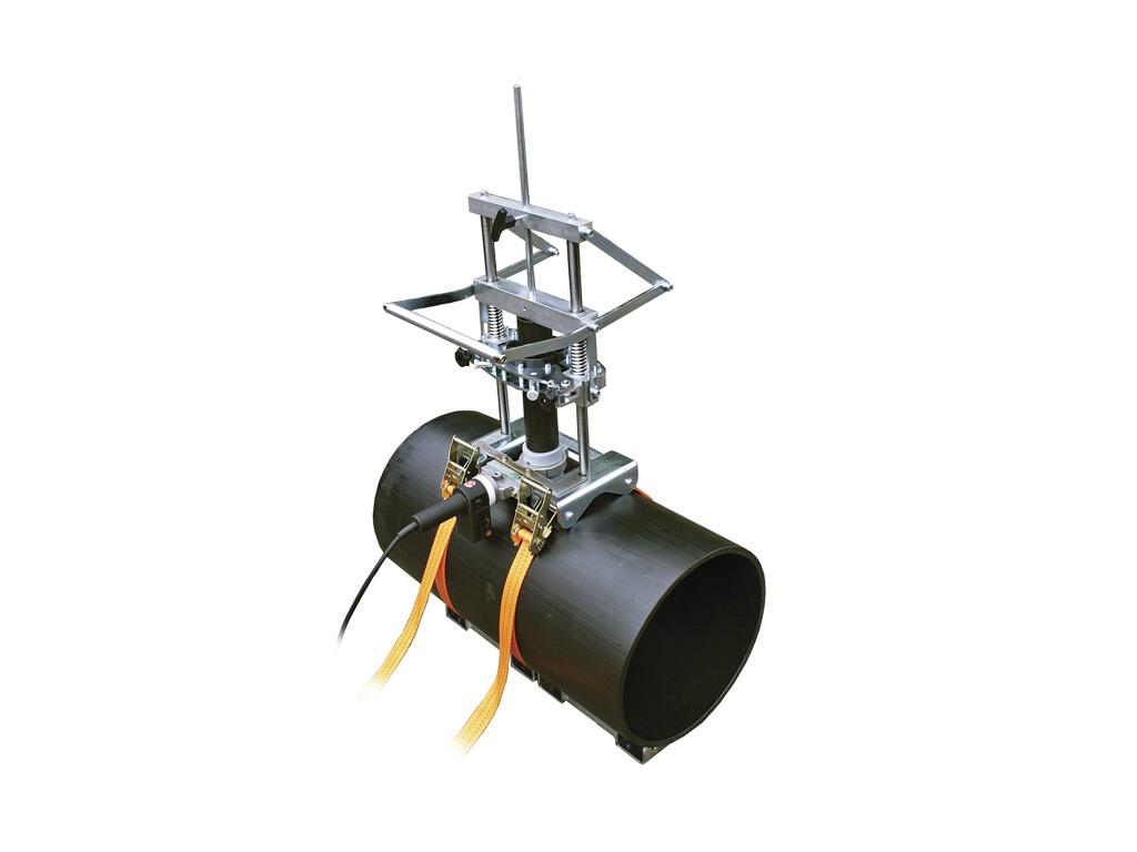 Сварочный аппарат ASV 3 для изготовления неравнопроходных тройников из полимерных труб