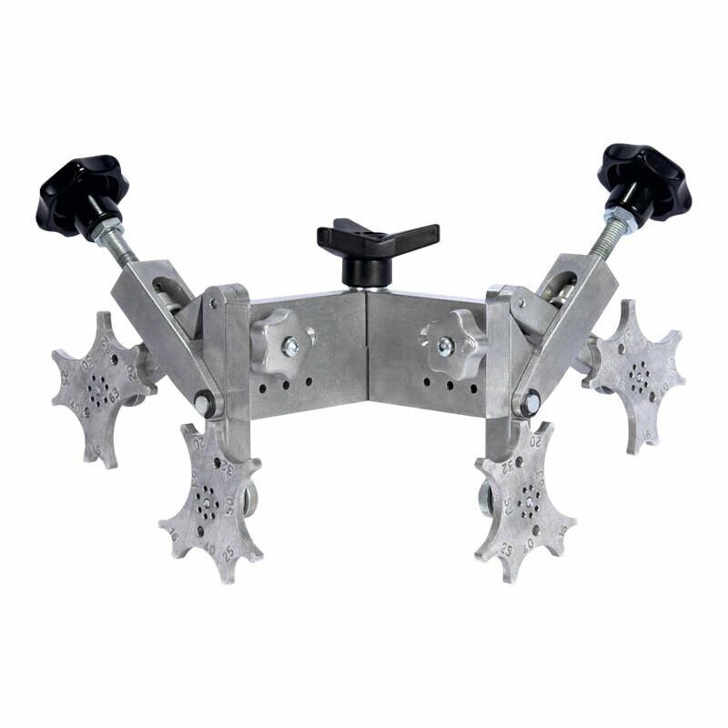 Позиционер универсальный для муфт и отводов диаметром от 16 до 63 мм