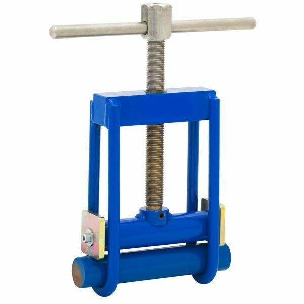 Передавливатель механический для полиэтиленовых труб