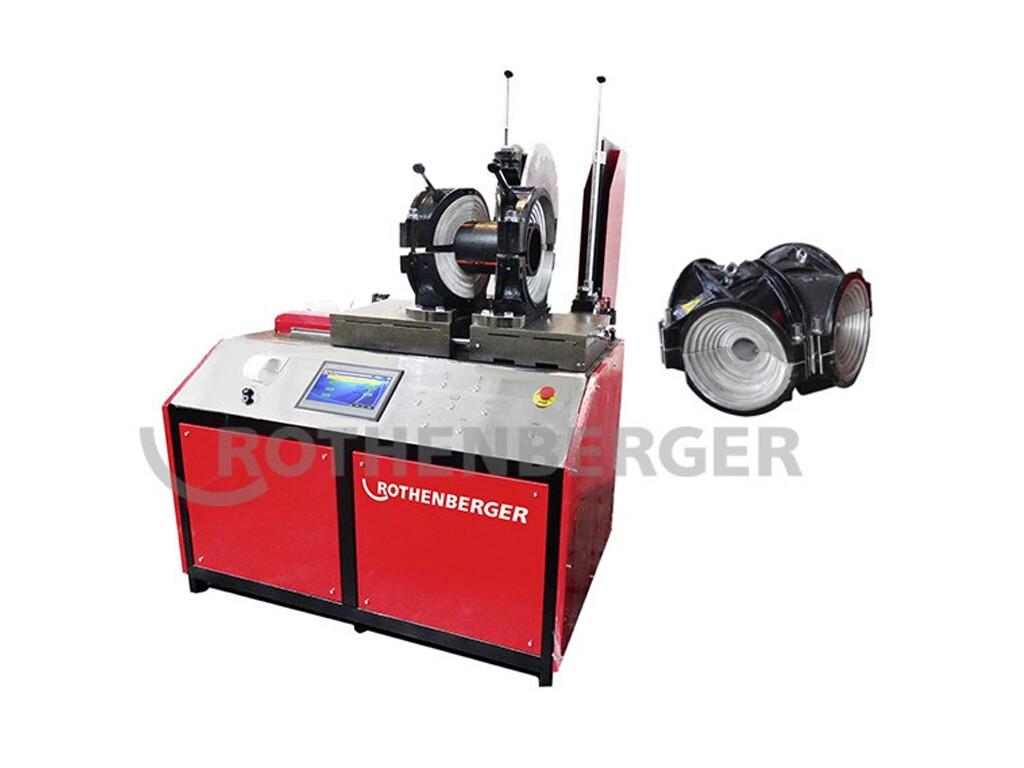 Цеховая сварочная машина для производства отводов и тройников