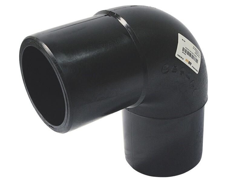 Отвод литой 90° PN10