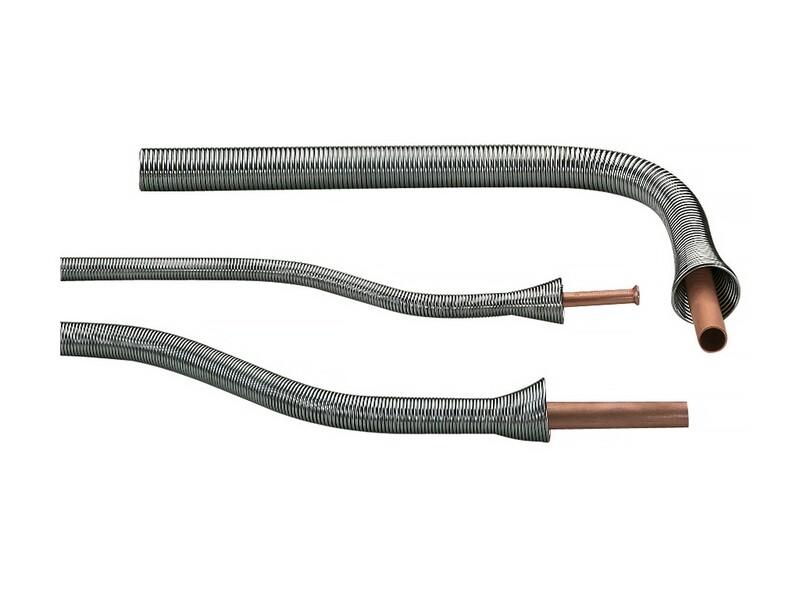 Пружинный шланг для гибки медных труб