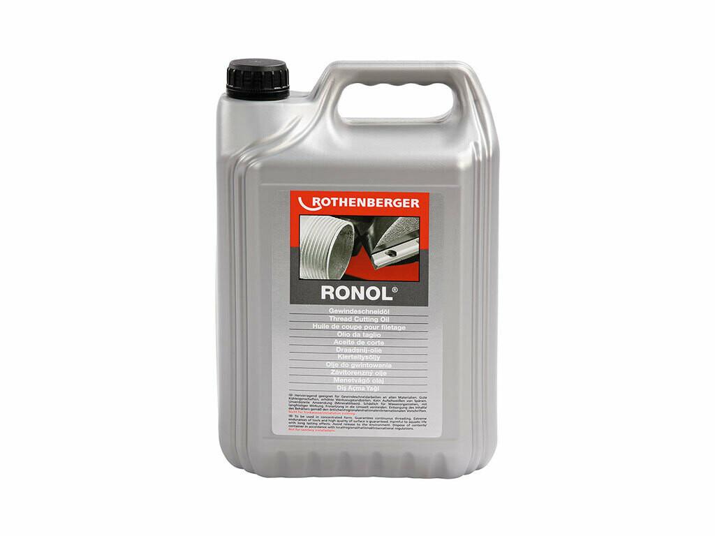 Минеральное масло РОНОЛ Стандарт для резьбы (в канистре, 5л)