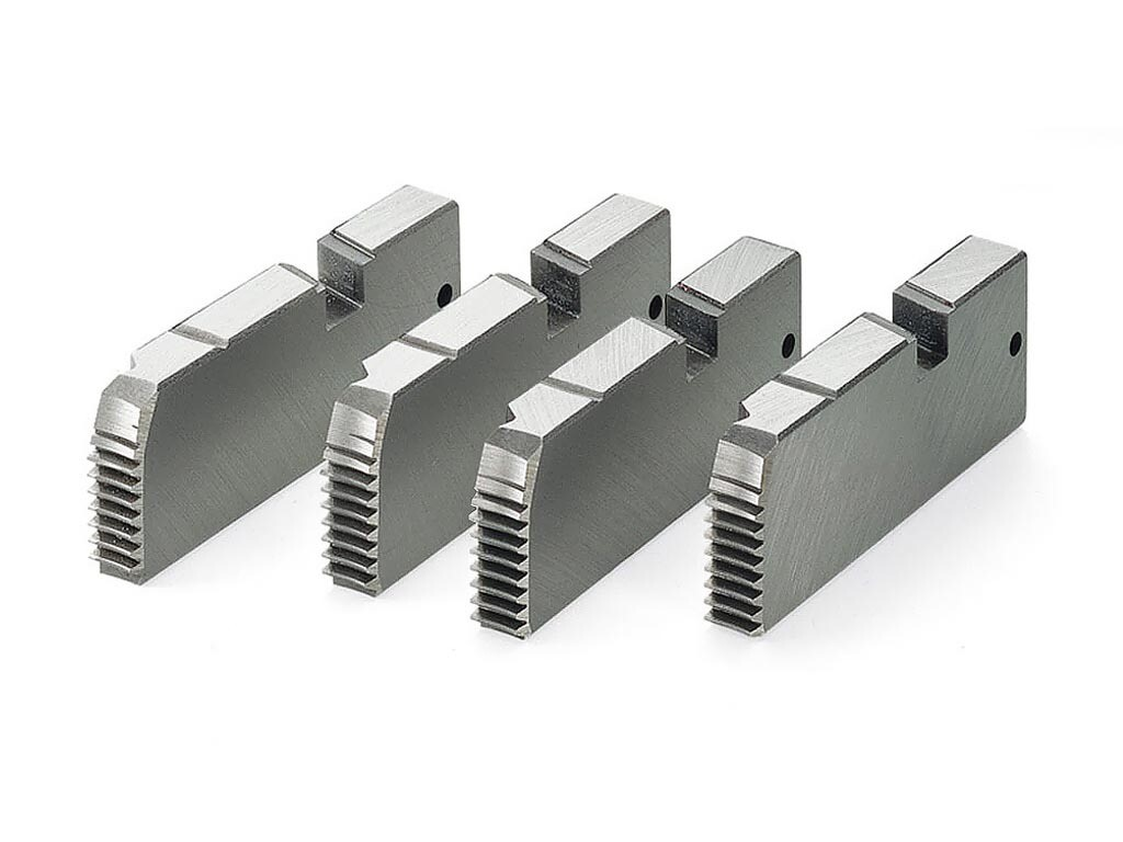Комплект резьбонарезных ножей BSPT для Heavy Work (Хэви Вёрк) SUPER-EGO