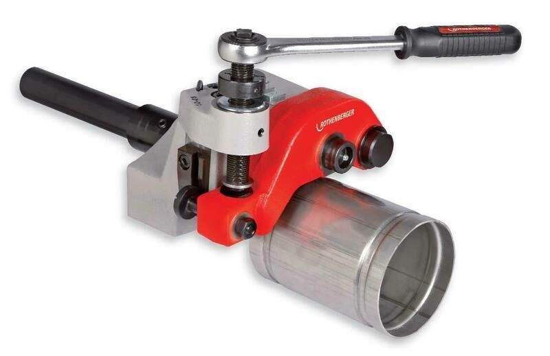 Переносное устройство для накатки желобков ROGROOVER (Рогрувер) для ROPOWER 50 R и SUPERTRONIC 2 SE