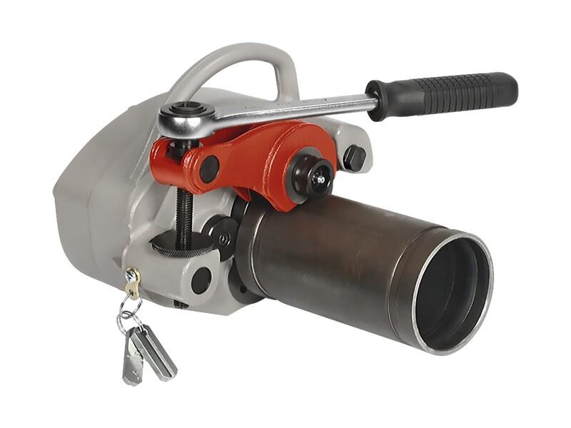 """Ручное устройство для накатки желобков ROLL GROOVER (Ролл Грувер) 2 - 6"""" (без прижимных роликов)"""