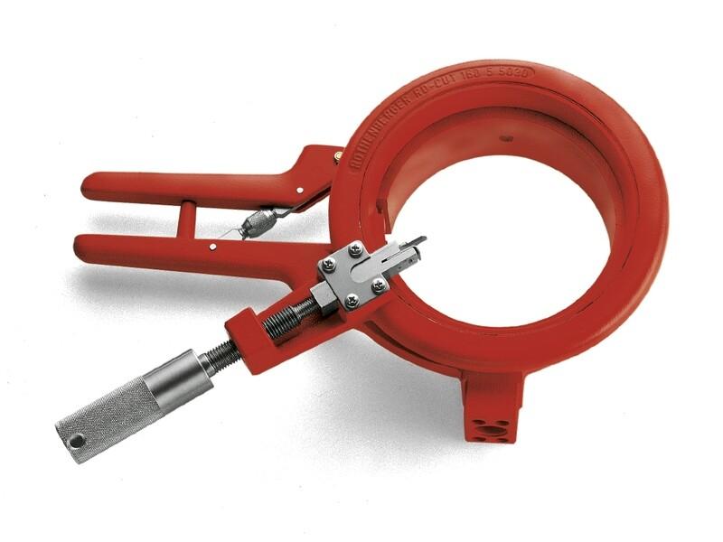 Комплект для резки и снятия фаски ROCUT 160 (Рокат)