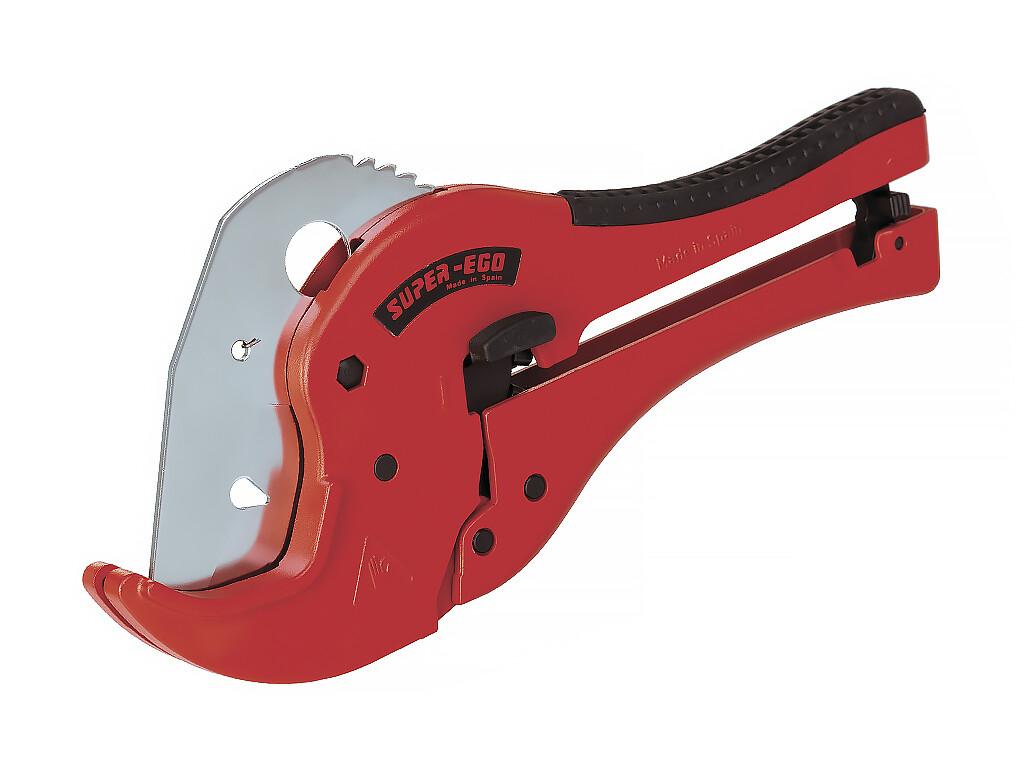 Ножницы для резки полимерных труб D 63 мм SUPER-EGO