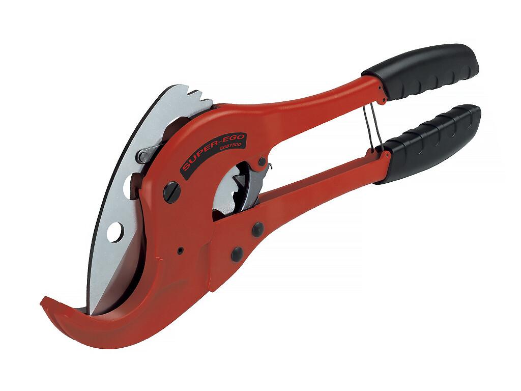 Ножницы для резки полимерных труб D 75 мм SUPER-EGO