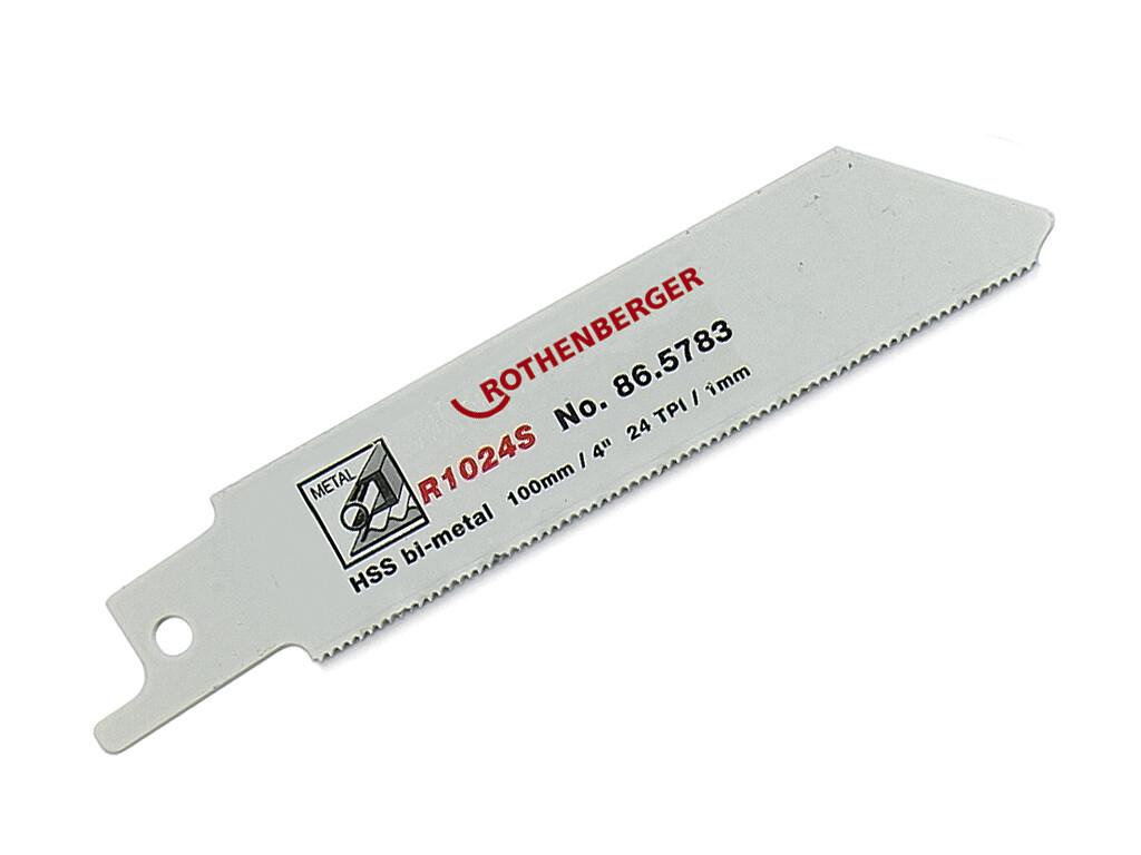 Универсальное пильное полотно TIGER HSS Bi-Metall