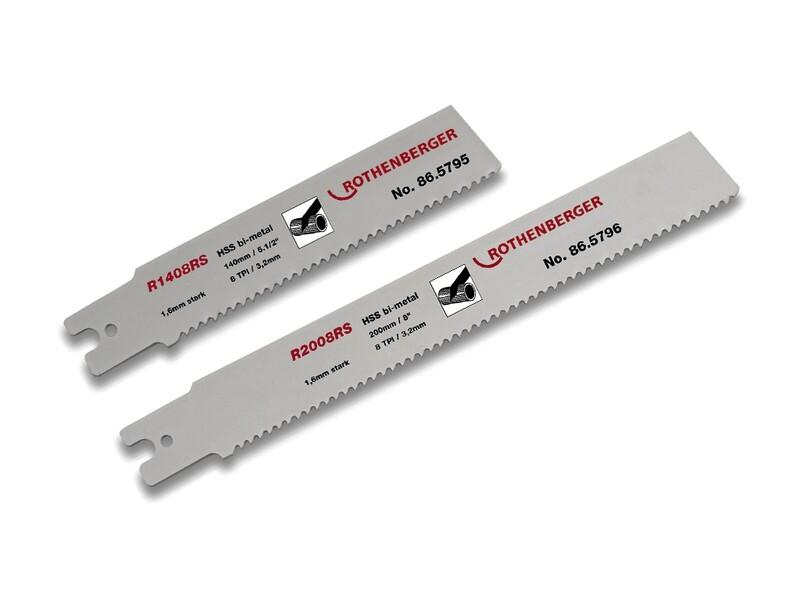 Специальное пильное полотно ROTIGER HSS Bi-Metall