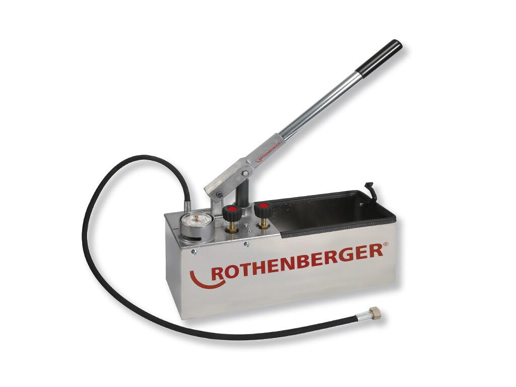 Ручной опрессовочный насос RP 50-S INOX (РП 50 С Инокс)