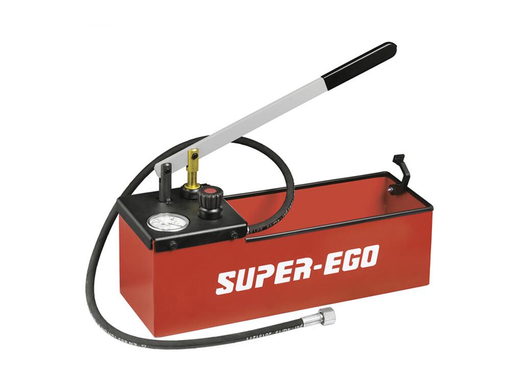 Ручной испытательный насос ТР120 на 120 бар SUPER-EGO