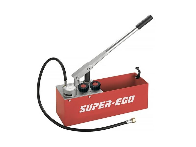 Насос для испытаний RP 50-S (РП 50 С) SUPER-EGO
