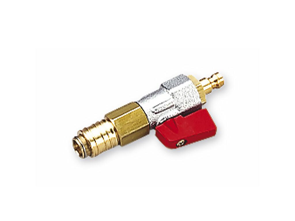 Запорный клапан на газ для ROTEST GW 150/4