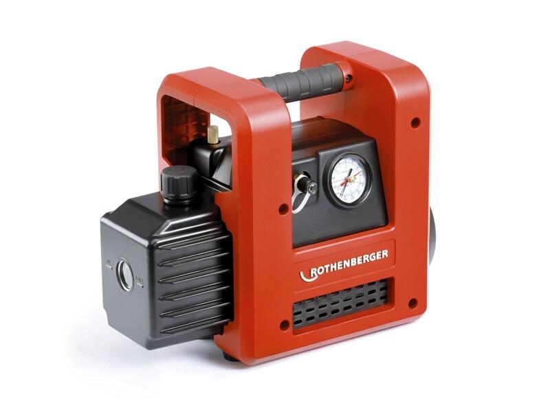 Двухступенчатый вакуумный насос POАЭРBAK R32 3.0, 85 л/мин (Роэйрвак)