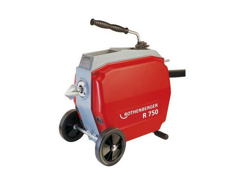 Электромеханическая прочистная машина R 750