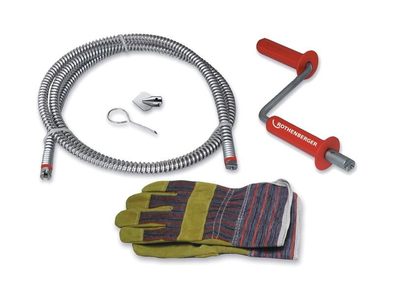 Ручное устройство для прочистки труб ROPOWER HANDY (Ропауэр Хэнди)