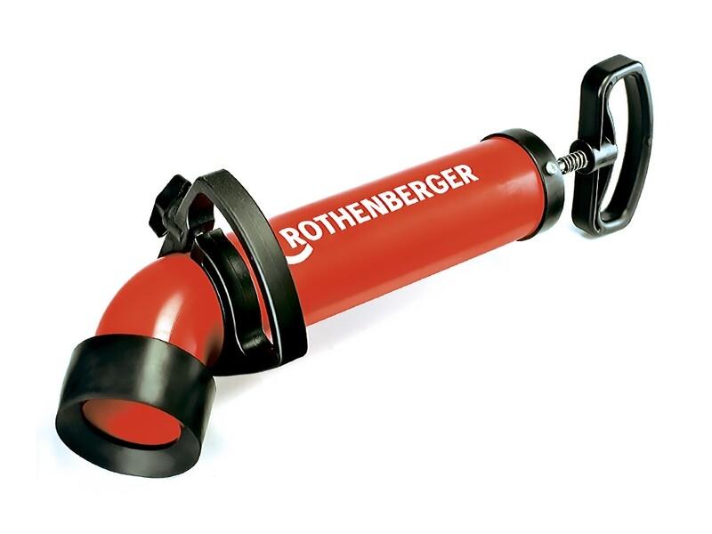 Профессиональный пневматический вантуз ROPUMP SUPER PLUS (Ропамп Супер Плюс)