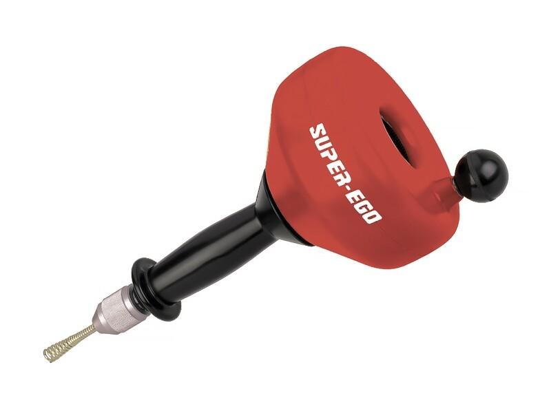 Ручное устройство для прочистки труб 480 SUPER-EGO