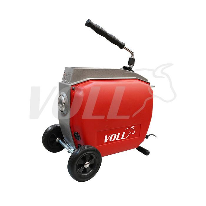Электромеханическая машина для прочистки труб V-Clean 250