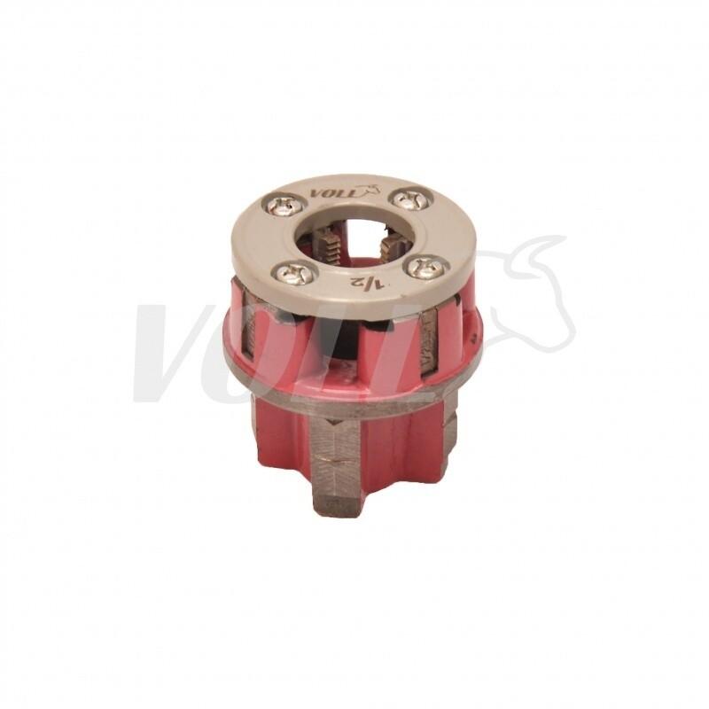 Резьбонарезная головка для электрического клуппа VOLL