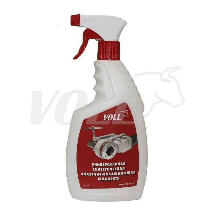 Универсальная синтетическая смазочно-охлаждающая жидкость VOLL, спрей 0,75 л