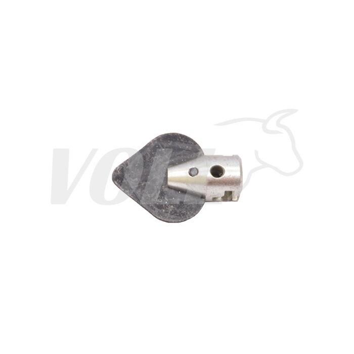 Пикообразный скребок VOLL для спирали 16 мм