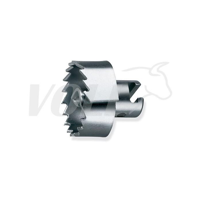 Зубчатый спиральный нож VOLL для спирали 16 мм