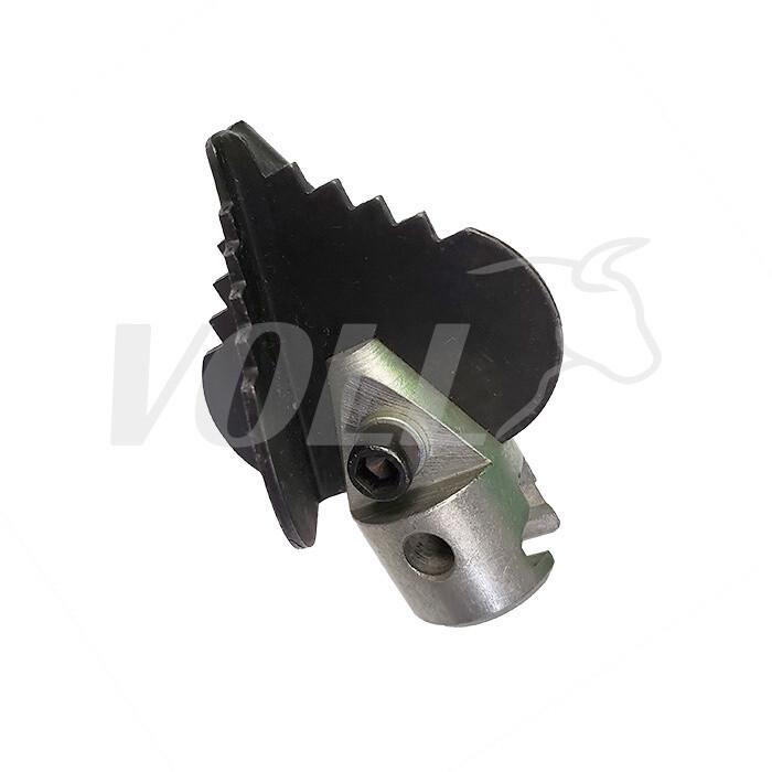 Крестообразный зубчатый бур VOLL для спирали 16 мм
