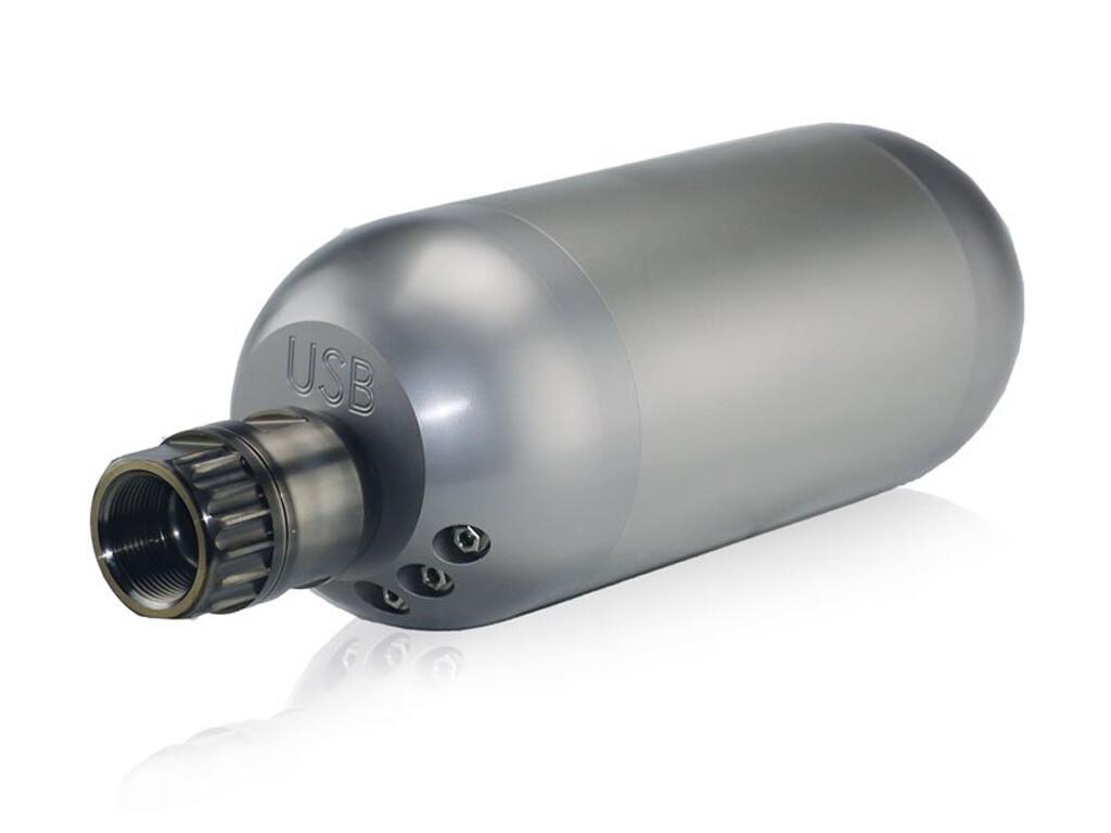 Донная насадка для аварийных участков труб USB