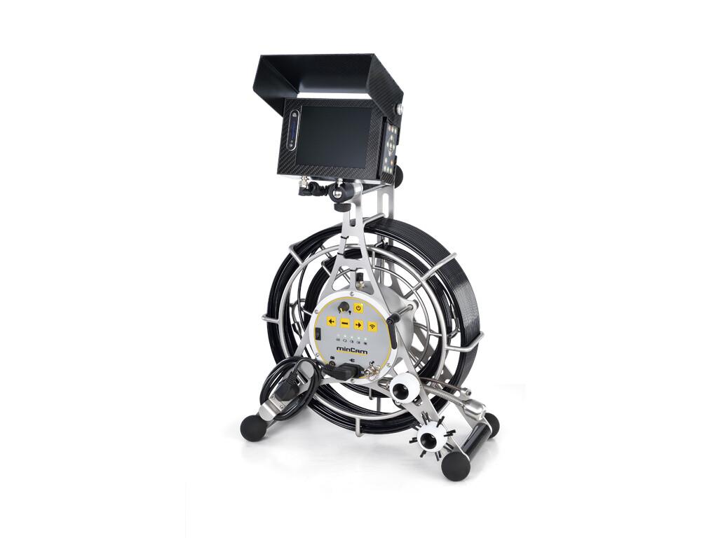 Проталкиваемая телеинспекционная система mc30Duo Set