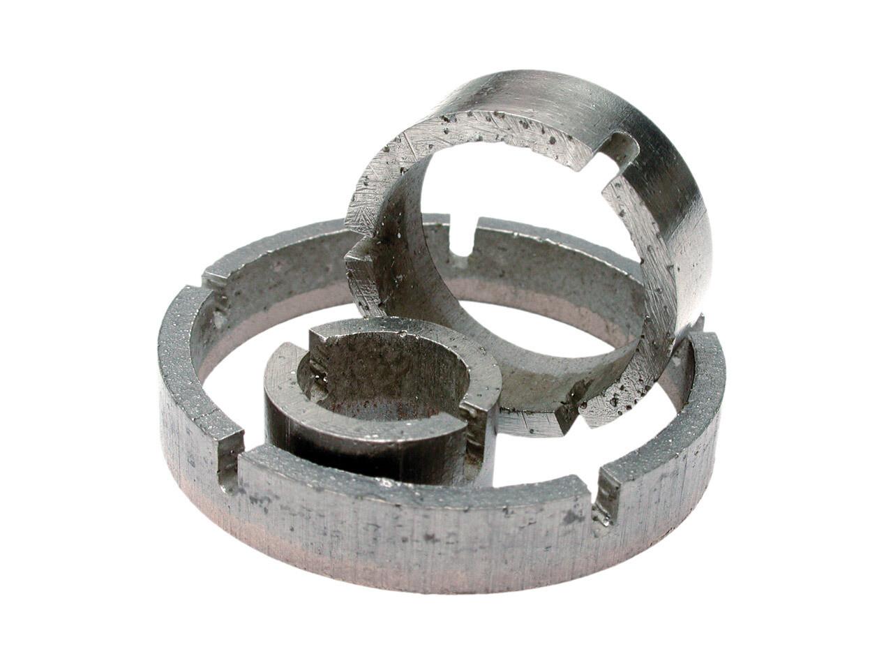 Алмазные кольца Premium для буровых коронок