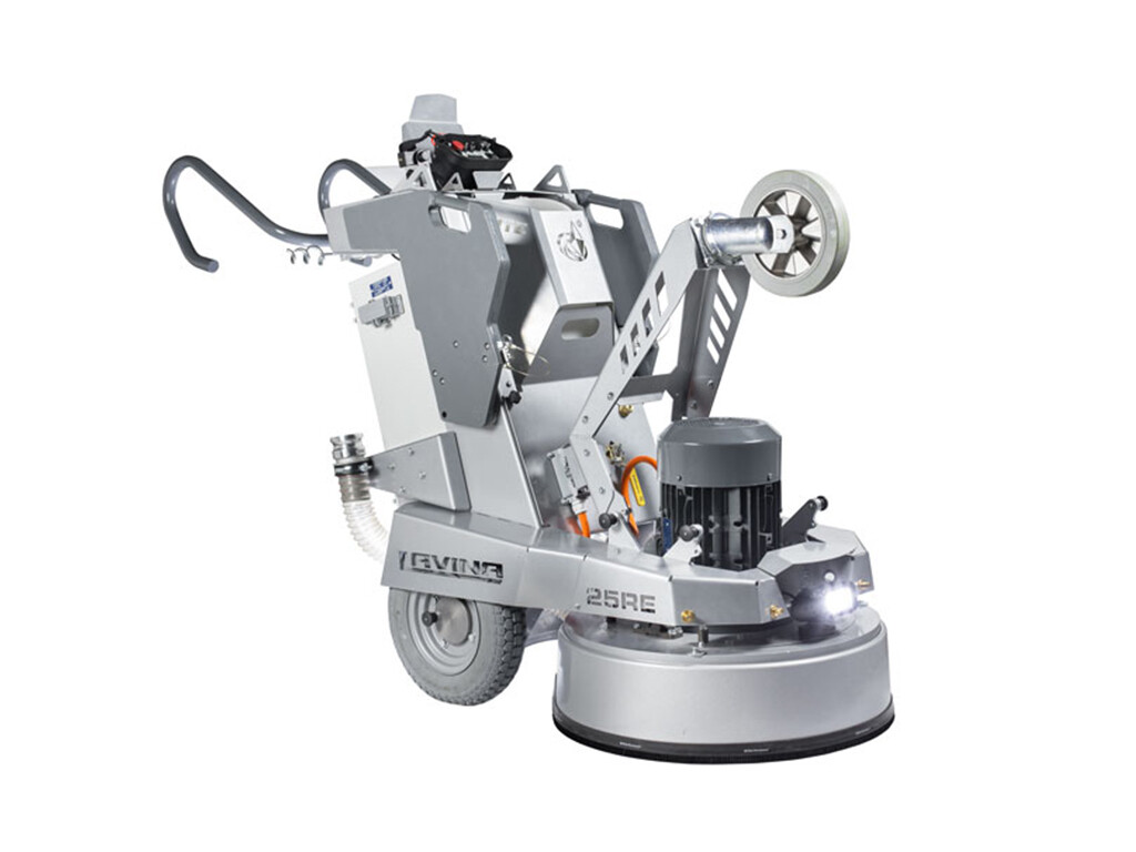 Шлифовально-полировальная машина LAVINA ELITE L25REU самоходная с дистан. управлением