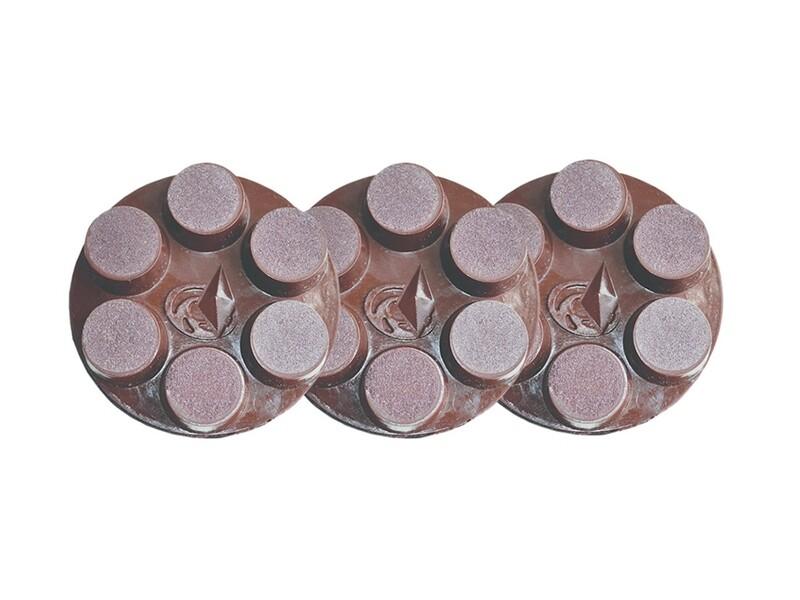 Диск на керамической связке CALIBRA для твёрдого бетона