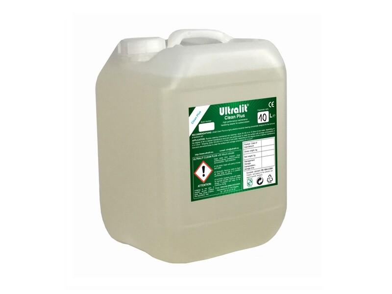 Высокощелочное чистящее средство ULTRALIT CLEAN PLUS (10 л)