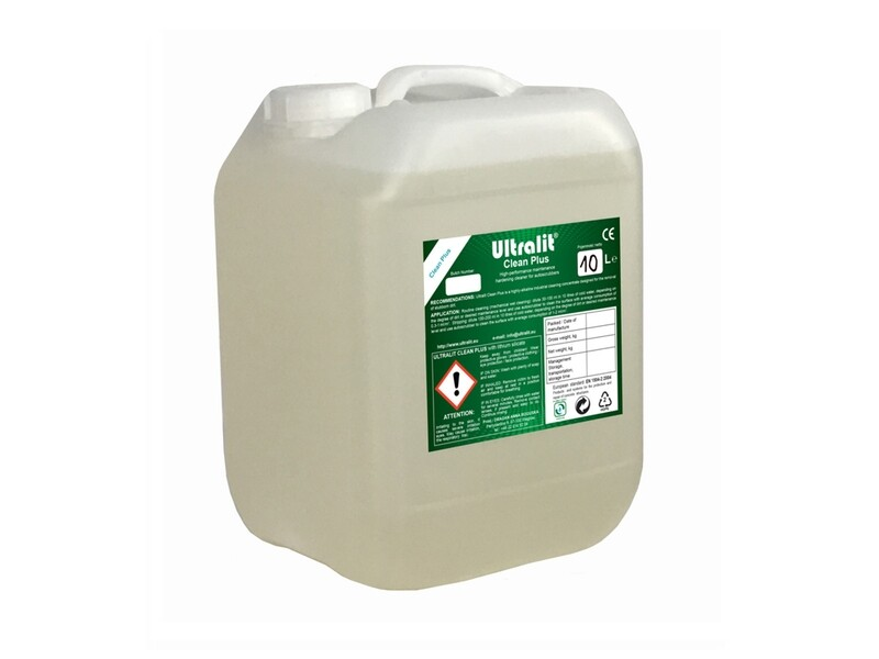 Чистящее средство для бетонных полов ULTRALIT CLEAN (10 л)