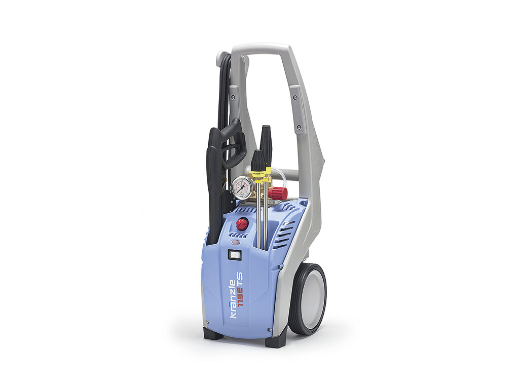 Аппарат высокого давления K 1152 TS (Без шлангового барабана / шланг 10 м) с грязевой фрезой