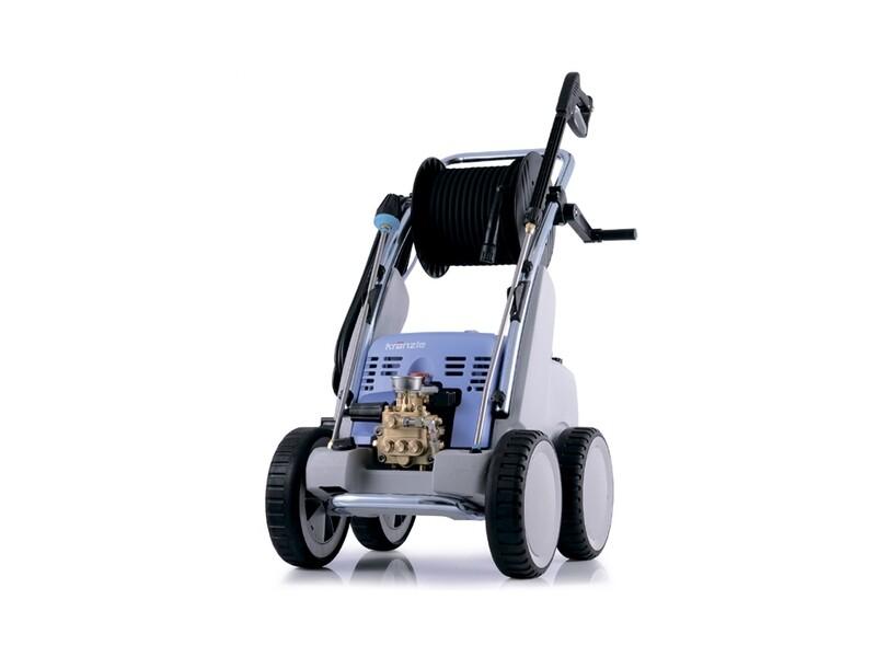 Аппарат высокого давления Quadro 1000 TST на шасси из нержавеющей стали