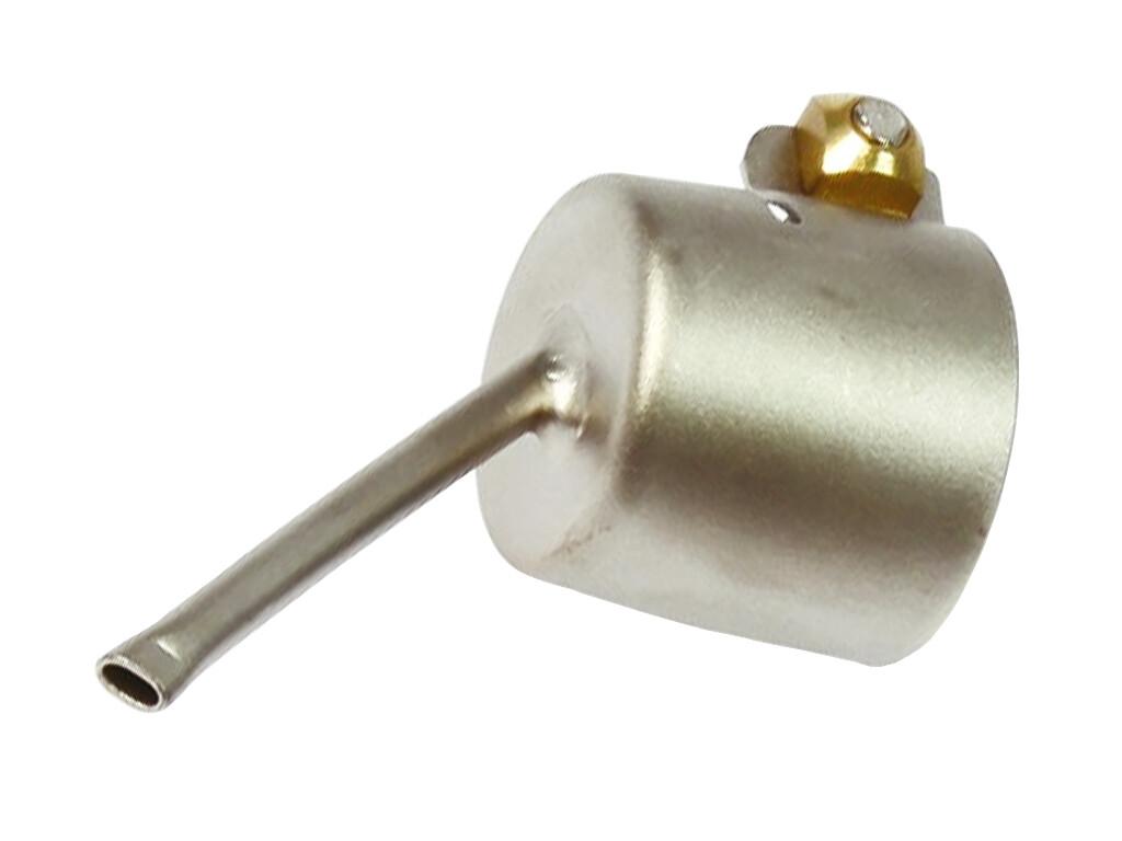 Насадка овальная для пайки высоконаправленным потоком воздуха D 3 х 1.5 мм