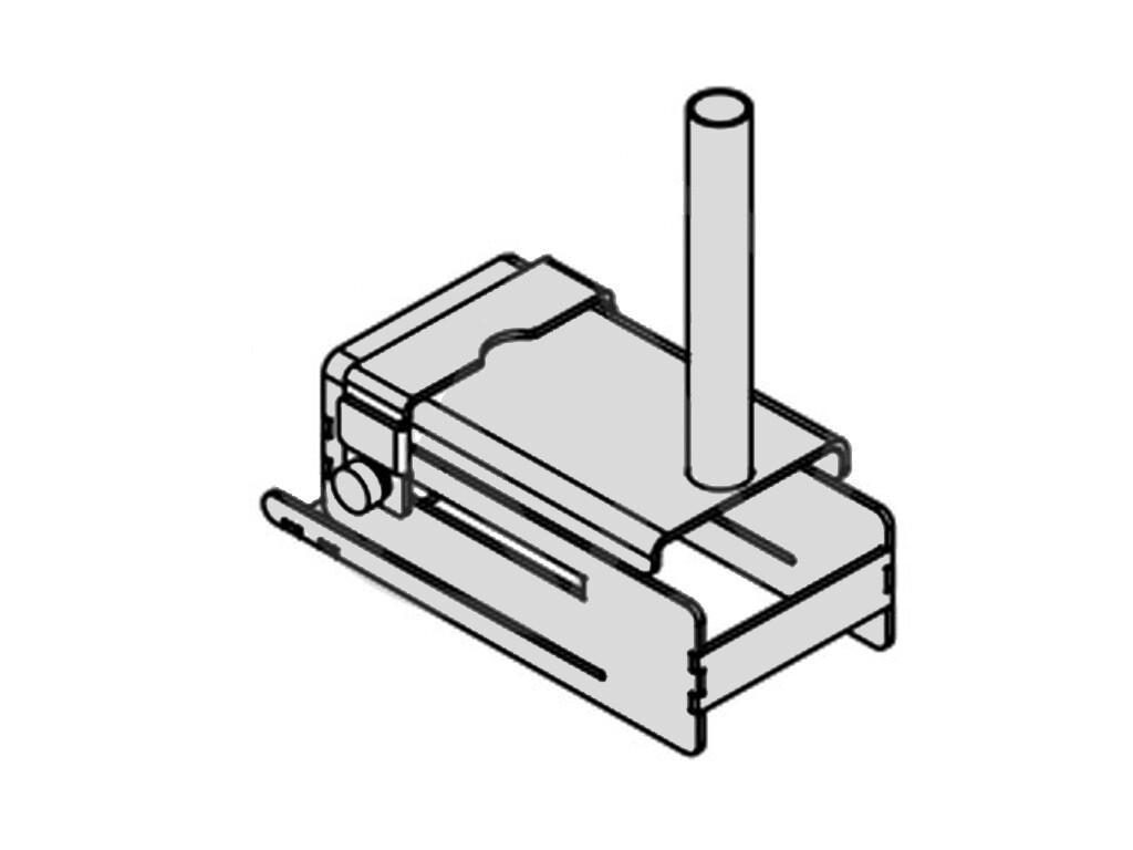 Вспомогательная направляющая для карманов до 110 мм